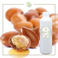 Argan Oil in PET bottles