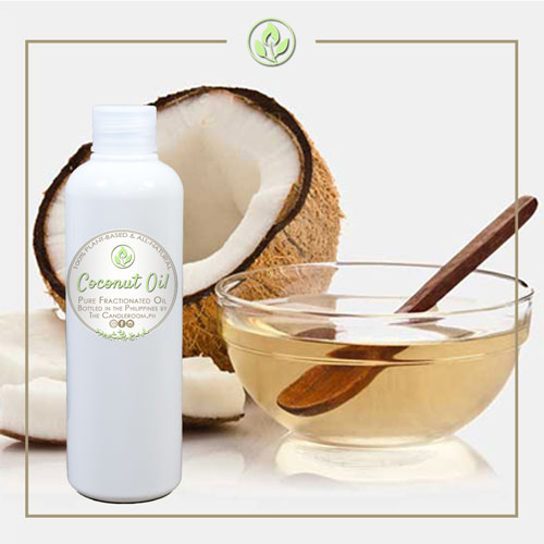 Fractionated coconut oil cover photo
