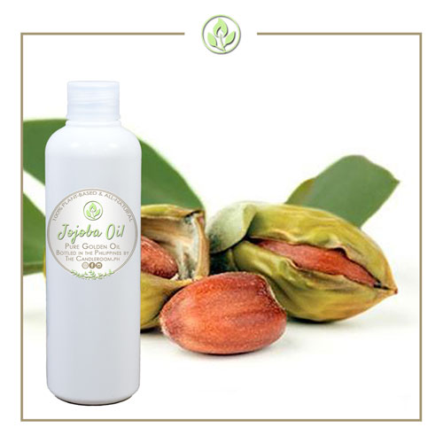 100% Pure, Golden Jojoba Oil by The Candleroom Co. Philippines