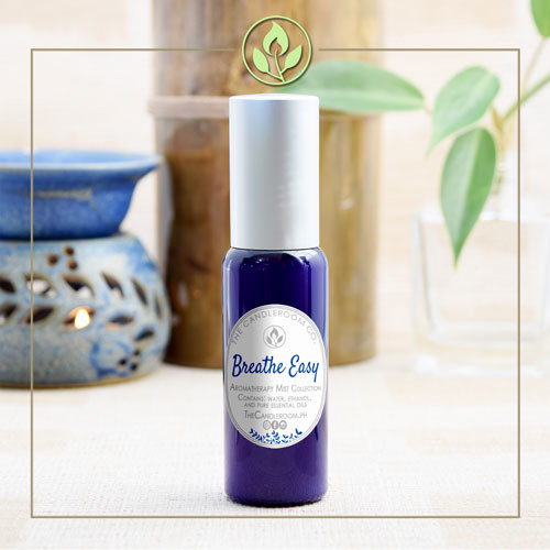breathe easy aromatherapy mist