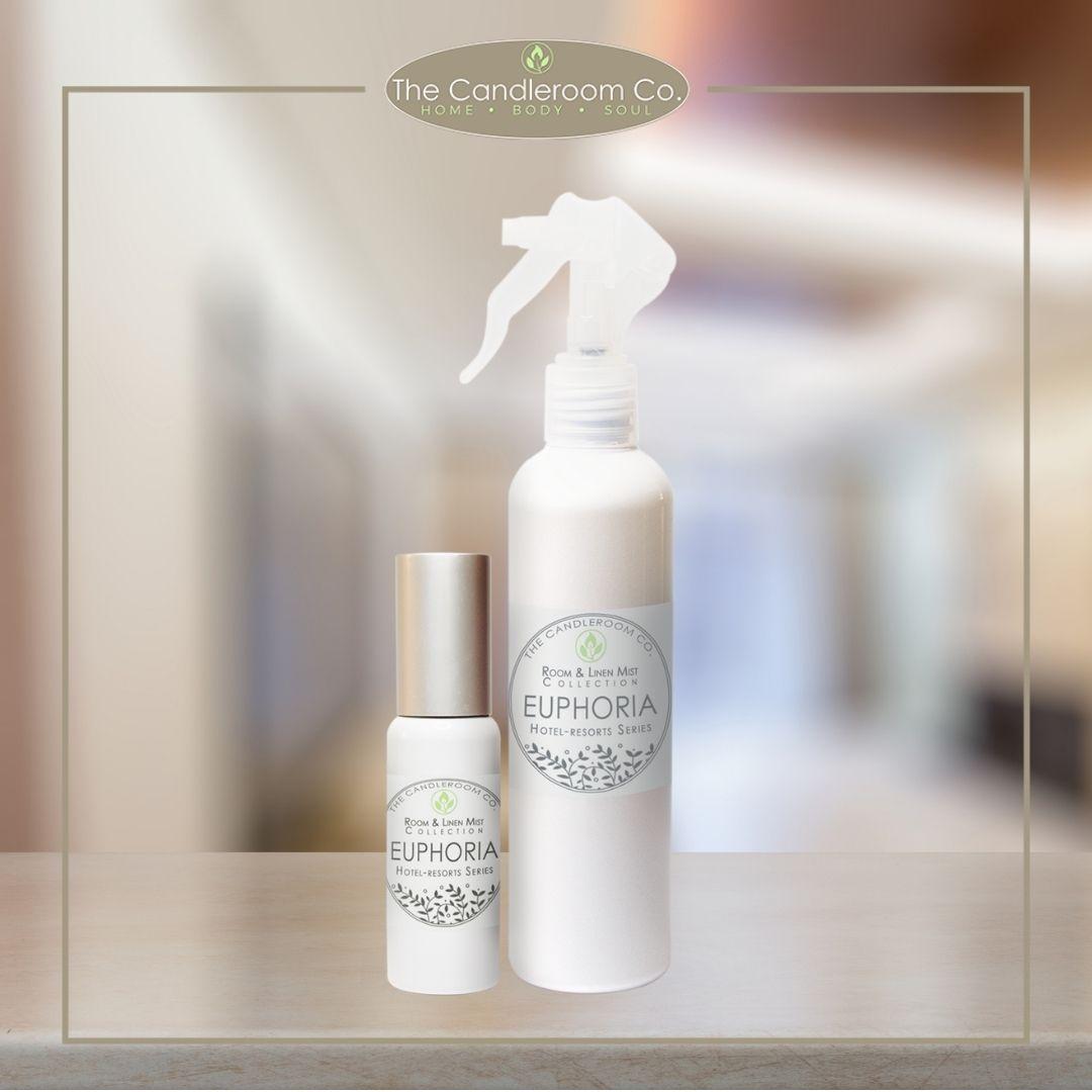 air & linen spray hotel series